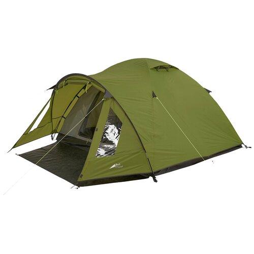 Палатка TREK PLANET Bergamo 3 зеленый недорого