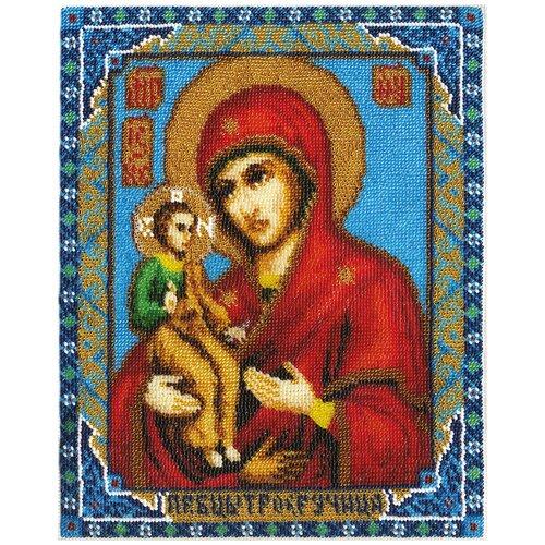 Купить Набор для вышивания PANNA CM-1277 ( ЦМ-1277 ) Икона Божией Матери Троеручица (бисер), Наборы для вышивания