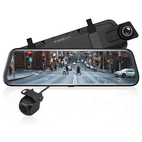 Видеорегистратор Roadgid Blick WIFI, 2 камеры, черный