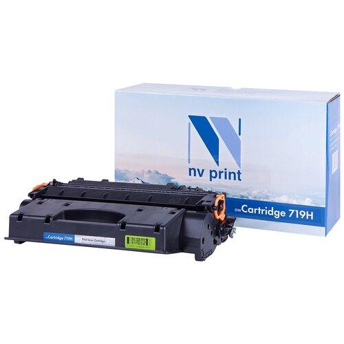 Фото - Картридж NV Print 719H для Canon, совместимый картридж nv print nv 054hy для canon совместимый