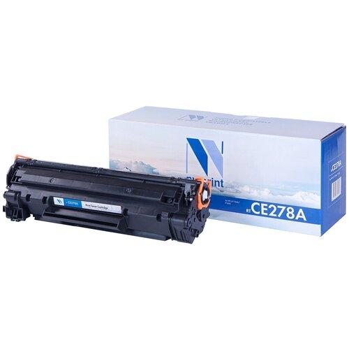 Фото - Картридж NV Print CE278A для HP, совместимый картридж nv print ce742a для hp совместимый