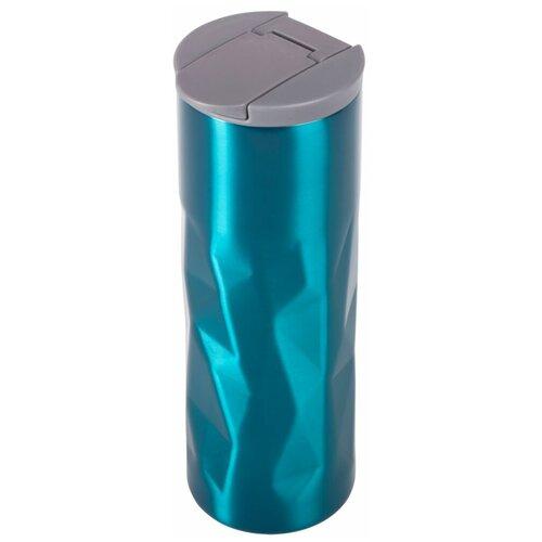 Термокружка molti Gems, 0.47 л синий топаз