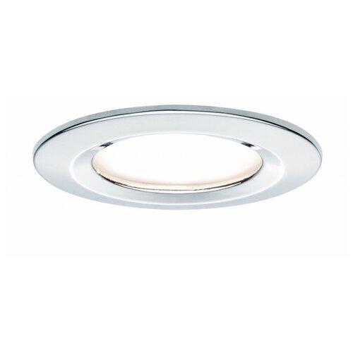 Фото - Встраиваемый светильник Paulmann 93862, 3 шт. встраиваемый светильник paulmann 92521 3 шт
