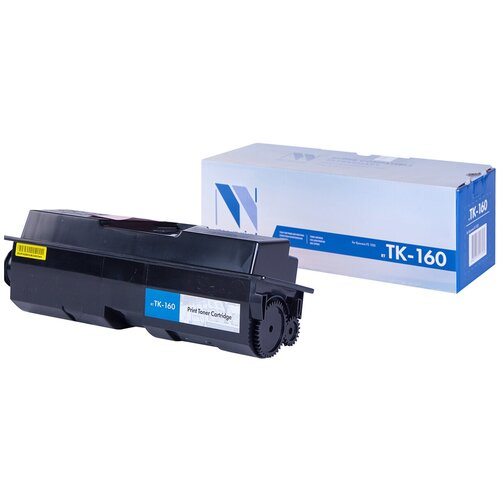 Фото - Картридж NV Print TK-160 для Kyocera, совместимый картридж nv print nv tk 5280m совместимый