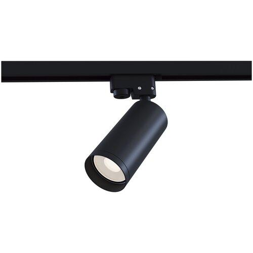 Трековый светильник-спот MAYTONI Focus TR004-1-GU10-B