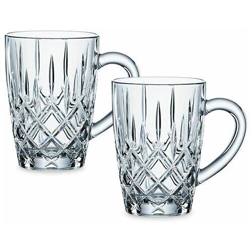 Фото - Набор из 2-х кружек для чая Hot Beverages, NACHTMANN набор мини кружек nachtmann 2 предмета 250 мл 98855