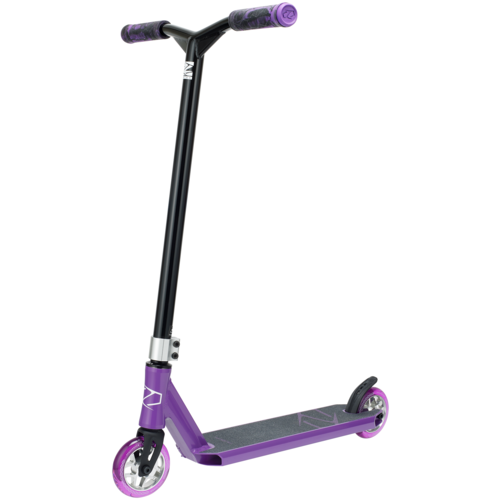 Детский трюковой самокат Fuzion Z250 2020, purple