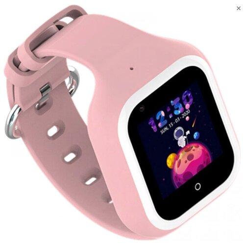 Детские умные часы Smart Baby Watch KT21, розовый детские умные часы smart baby watch q90 оранжевый