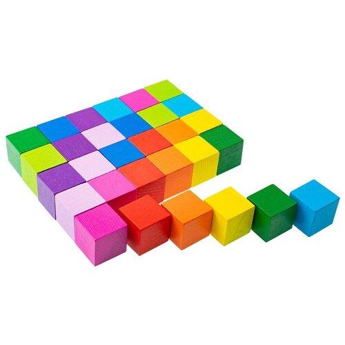 Купить Кубики Томик Цветные 1-45, Детские кубики