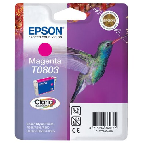 Картридж Epson C13T08034011