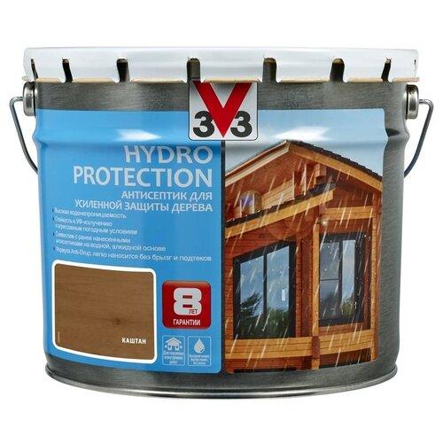 V33 Hydro Protection каштан 9 л