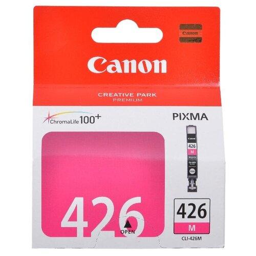 Фото - Картридж Canon CLI-426M (4558B001) картридж canon cli 42gy 6390b001