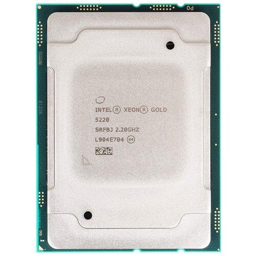 Процессор Intel Xeon Gold 5220, OEM