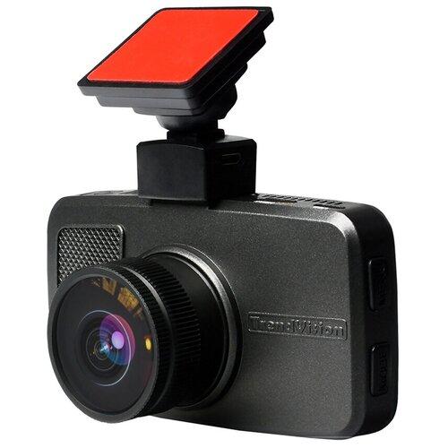 Фото - Видеорегистратор TrendVision TDR-718 GNS, GPS, ГЛОНАСС, черный видеорегистратор trendvision amirror 10 android 2 камеры gps черный