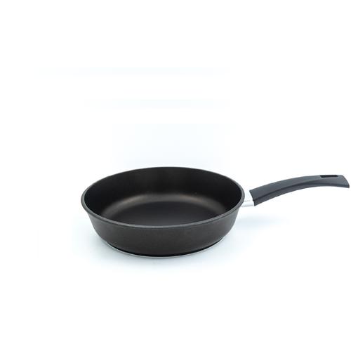 Сковорода VICTORIA Мечта М0028 28 см, черный сковорода d 24 см kukmara кофейный мрамор смки240а