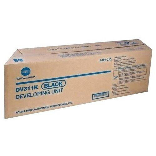 Блок проявки Konica Minolta DV-311K (A0XV03D)