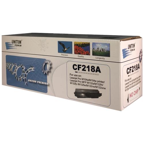 Фото - Картридж Uniton Premium CF218A, совместимый картридж uniton tn 2175 совместимый