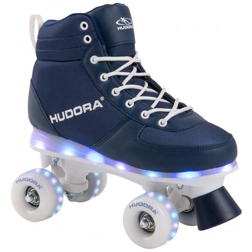 Роликовые коньки HUDORA Advanced LED р. 29 – 30 роликовые коньки hudora denim 13014 р 40