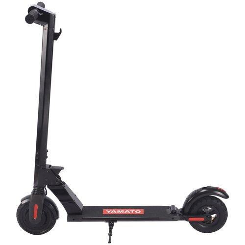 Электросамокат Yamato E-Scooter, черный