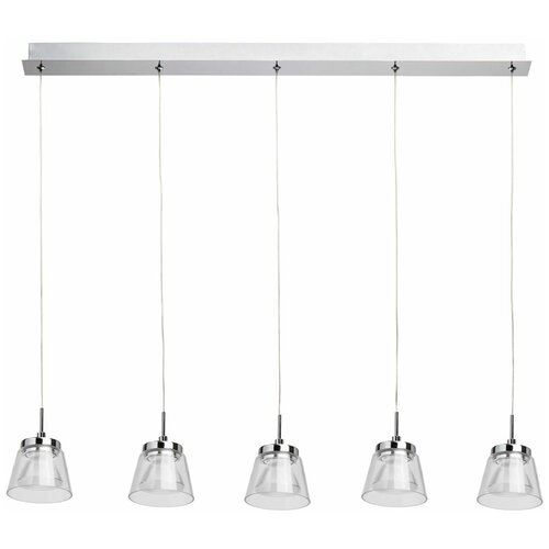 Фото - Светильник светодиодный De Markt Торес 110011205, LED, 22.5 Вт светильник светодиодный de markt ривз 674015501 led 80 вт