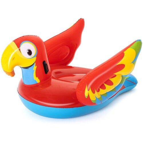 Игрушка Bestway Попугай 132x203 см разноцветный