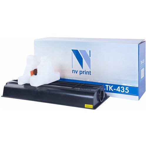 Фото - Картридж NV Print TK-435 для Kyocera, совместимый картридж nv print nv tk 5280m совместимый