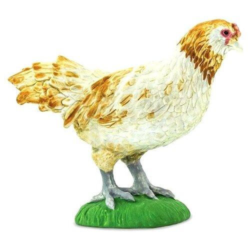 Фигурка Safari Ltd Домашняя курица 100090 фигурка safari ltd курица 160229