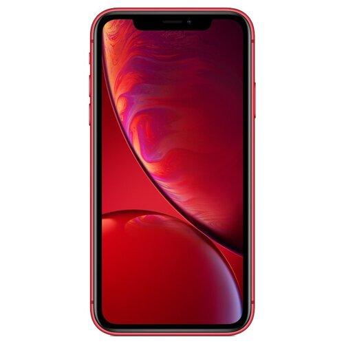 Смартфон Apple iPhone Xr 256GB красный