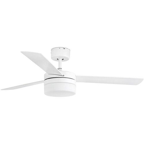 Фото - Потолочный вентилятор Faro Barcelona Panay, white потолочный вентилятор faro barcelona cebu white