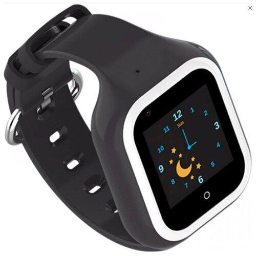 Детские умные часы Smart Baby Watch KT21, черный умные часы smart watch w8