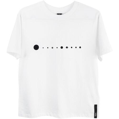 Футболка Парад планет Яндекс женская (размер L), белый футболка парад планет яндекс женская размер l черный