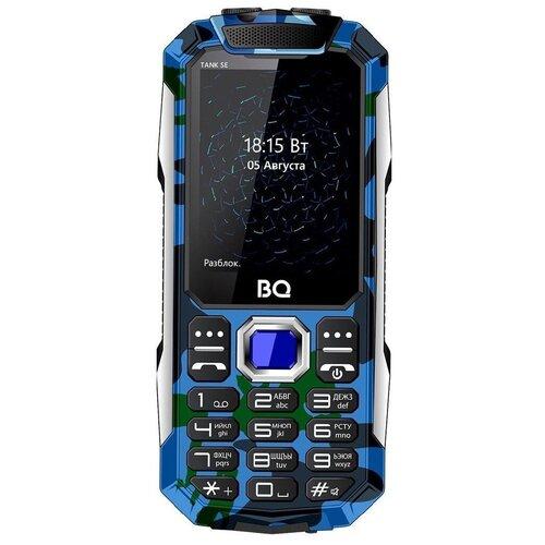 Фото - Телефон BQ 2432 Tank SE, камуфляж сотовый телефон bq 2432 tank se black
