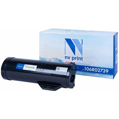 Фото - Картридж NV Print 106R02739 для Xerox, совместимый картридж nv print 106r02778 для xerox совместимый