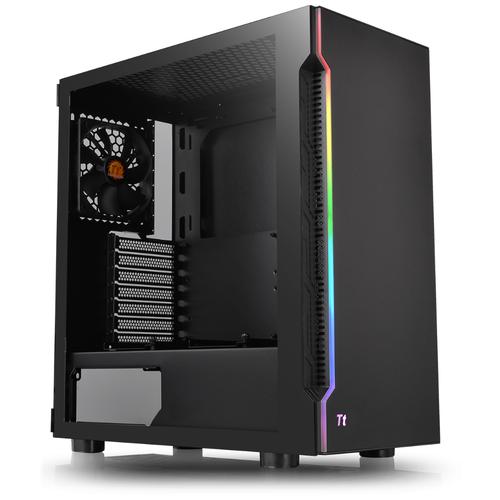 Компьютерный корпус Thermaltake H200 TG RGB CA-1M3-00M1WN-00 Black