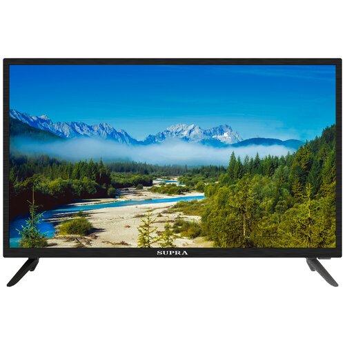 """Телевизор SUPRA STV-LC32LT0045W 32"""" черный"""