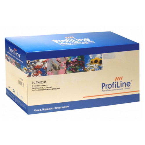 Картридж ProfiLine PL-TN-2335, совместимый картридж profiline pl tn 241bk bk совместимый