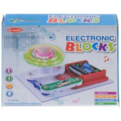 Конструктор Ningbo Union Vision Electronic Blocks YJ188170488 Музыкальный модуль конструктор ningbo union vision нло yj188170486