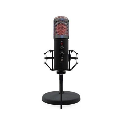 Микрофон Ritmix RDM-260 Eloquence Black