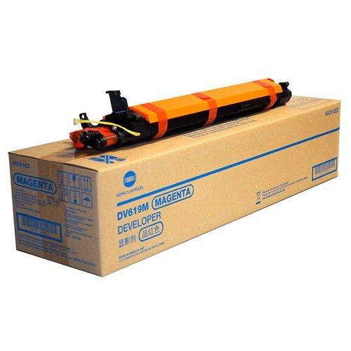 Блок проявки Konica Minolta DV-619K (A9C803D)