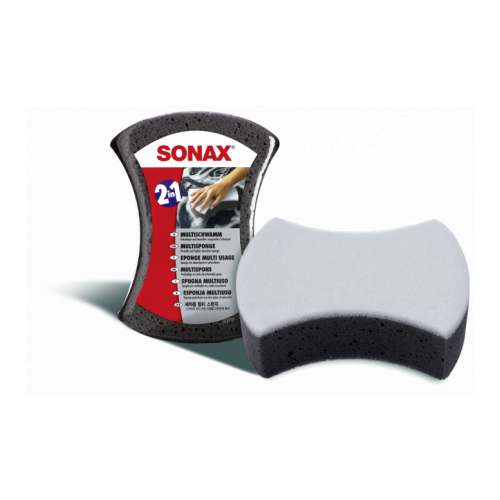 Sonax Multi sponge Многоцелевая двухсторонняя губка (428000)