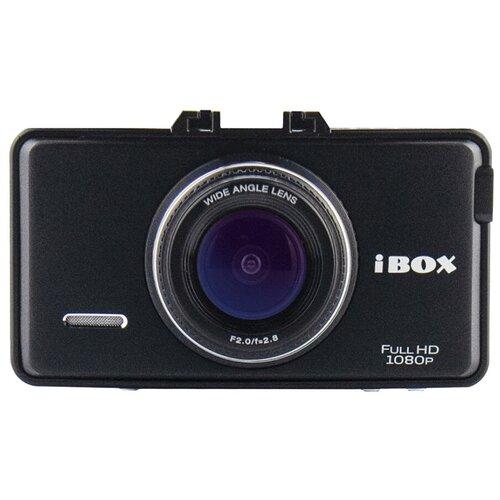 Видеорегистратор iBOX Z-890, черный