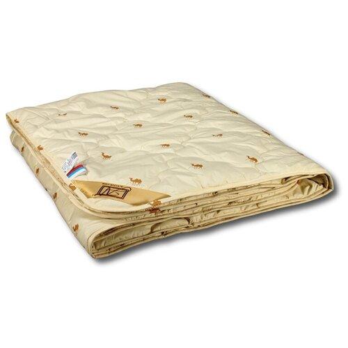 Фото - Одеяло АльВиТек Сахара, всесезонное, 172 х 205 см (бежевый) одеяло альвитек модерато эко всесезонное 172 х 205 см сливочный