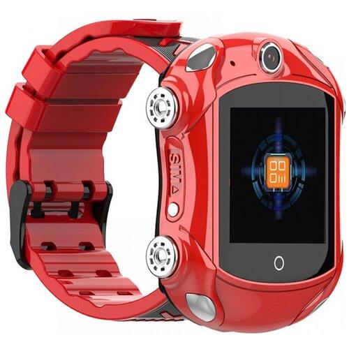 Детские умные часы Smart Baby Watch KT14, красный детские умные часы smart baby watch df25g голубые