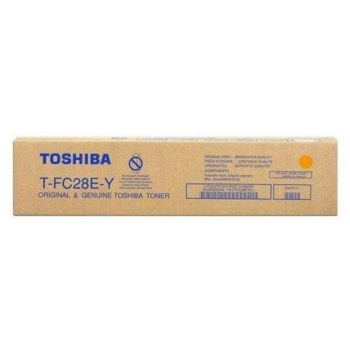 Фото - Картридж Toshiba T-FC28EY (6AJ00000049) картридж toshiba t 2060e 60066062042