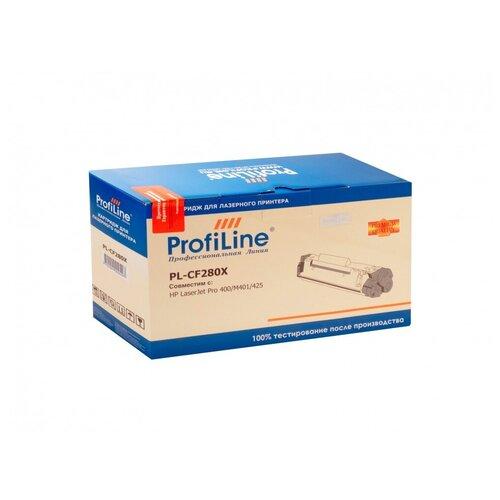 Картридж ProfiLine PL-CF280X, совместимый