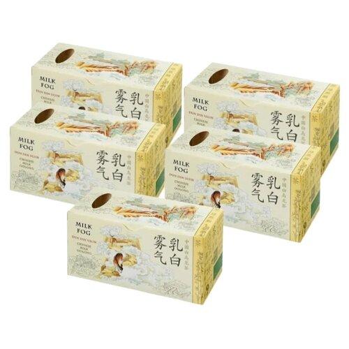 Фото - Чай улун Green Panda Молочный туман в пакетиках, 25 шт., 5 уп. чай зеленый просто азбука молочный улун в пакетиках 40 г
