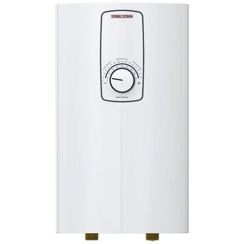 Проточный электрический водонагреватель Stiebel Eltron DCE-S 10/12 Plus, белый проточный электрический водонагреватель stiebel eltron dce s 10 12 plus белый