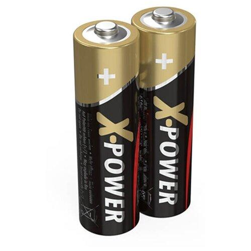 Фото - Батарейка AA - Ansmann X-Power LR6 BL2 (2 штуки) 5015613 батарейка aa ansmann industrial alkaline lr6 10 штук 1502 0006