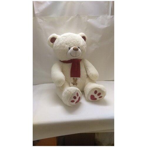 Мягкая игрушка Медведь плюшевый бежевый 90 см - ABtoys [М90/беж]