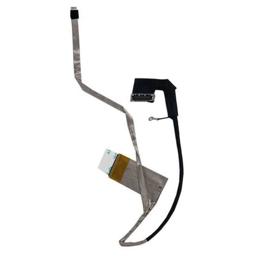 Шлейф матрицы для ноутбука Dell Inspiron 14R N4010 для дискретной видеокарты, LED